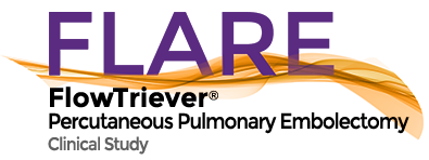 FLARE Clinical Trial Logo