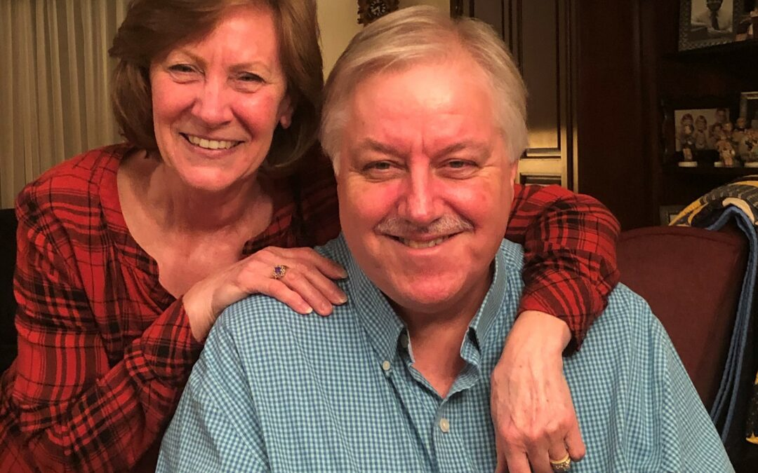 Grateful Husband Survives Pulmonary Embolism with Wife's Support for FlowTriever