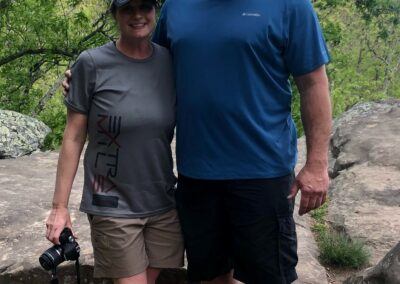 Avid Hiker Back on the Trails after Massive PE with Right Atrium Clot-in-Transit